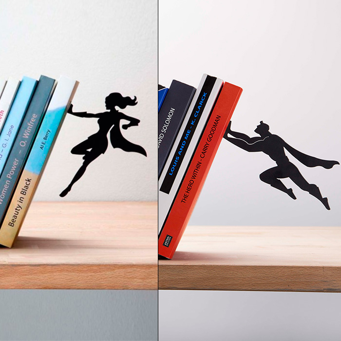 supercouple bookends